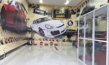 Car Window Tinting Dubai Price