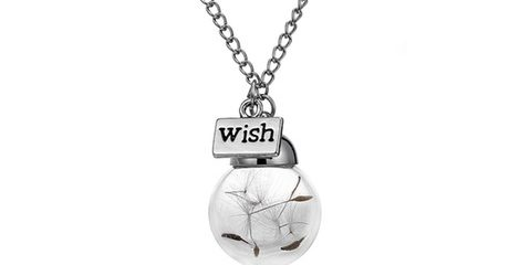 Dandeline Wish Necklace