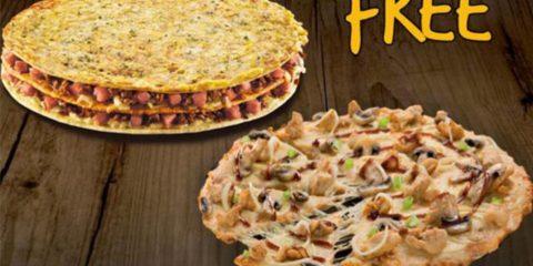 Debonairs Pizza Buy Large Pizza & get any pizza FREE