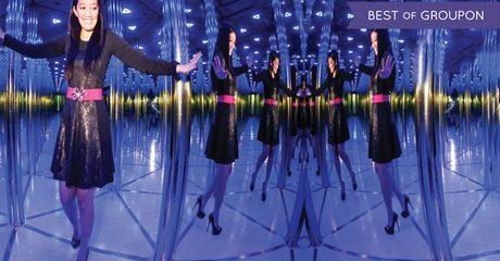 Entry to Mirror Maze