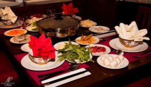 Fat-Free Grill or Shabu-Shabu Meal