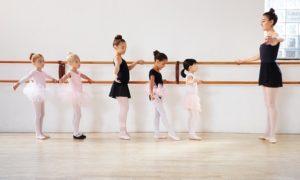 Five Children's Dance Classes