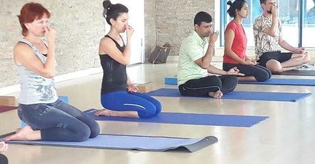 Five Kids Yoga Classes