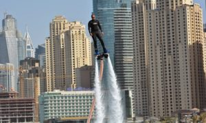 Flyboard/Jetblade Experience