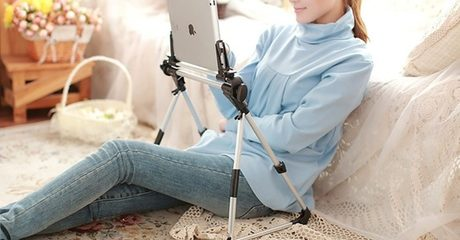 Foldable Multi-Angle Tablet Stand
