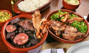 Four-Course Brazilian Meal