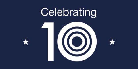 GAP 10 years Anniversary Promotion