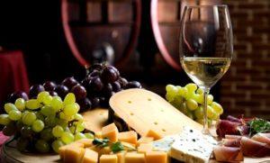 Grape Beverages & Cheese at Grand Millennium Al Wahda
