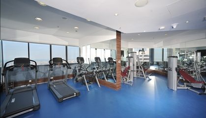 Gym and Pool Access