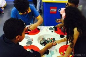 Hamleys Lego Play Event Dubai Mall