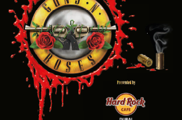 Get a chance to win Gun's & Roses Tickets