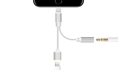 Headphone Adapter for iPhone 7/7 Plus
