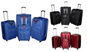 Highflyer 4-Piece Luggage Set