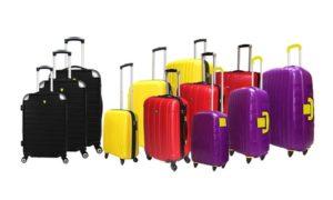 Highflyer Three-Piece Luggage Set