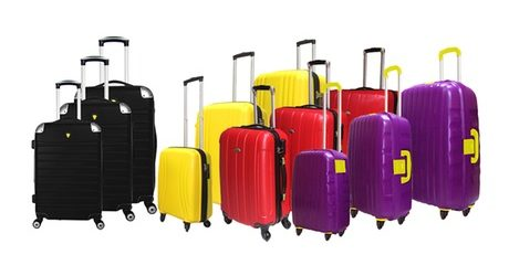 Highflyer Three-Piece Luggage Set