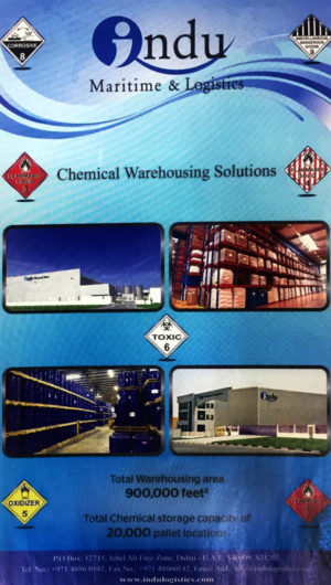 Chemical Warehousing Solutions