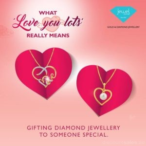 Jewel Corner Valentine's Day collection Offer