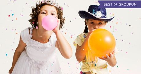 Kids Party Package with Buffet