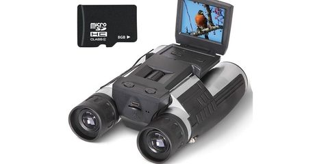 LCD HD Binoculars Video Camera