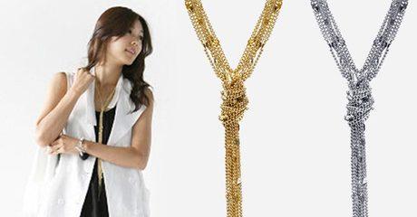 Lariat Tassel Necklaces