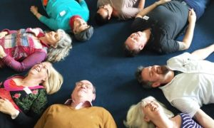 Laughter Yoga or Sound Journey