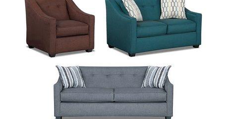 Leona Fabric Sofa Collection