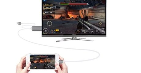Lightning to HDMI Converter