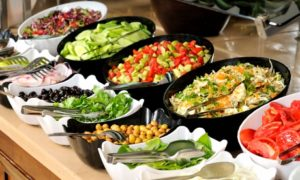 Lunch Buffet at Resto Restaurant