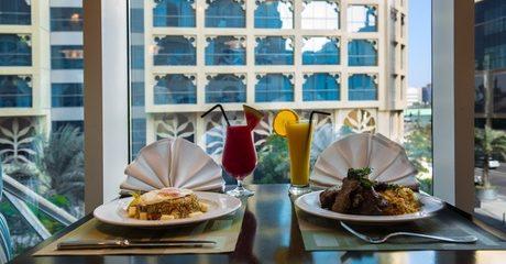 Lunch or Dinner Buffet at Grand Millennium Al Wahda