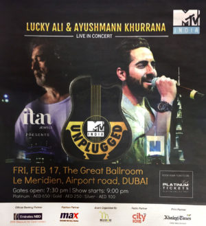 Lucky Ali & Ayushmann Khurrana Live Concert