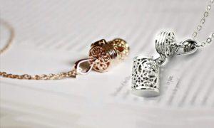 Magic Box Necklace