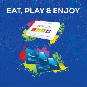 Magic Planet Food & Beverages Promotion Booklet