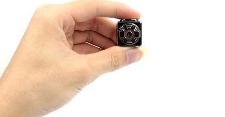 Micro DVR HD Night-Vision Camera