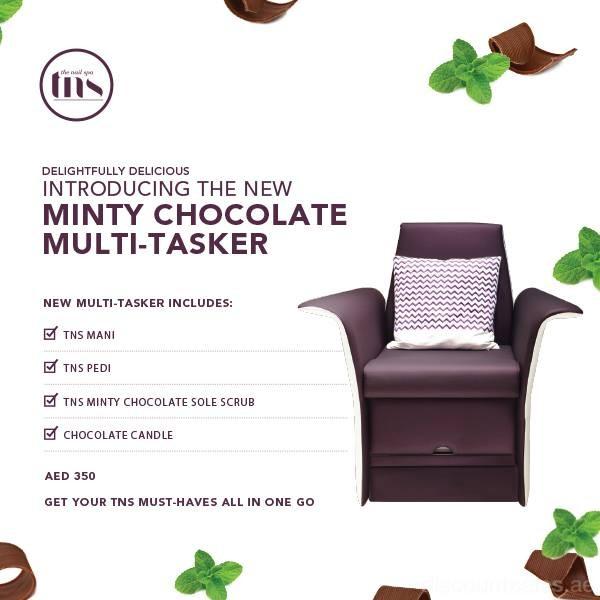 Minty Chocolate Multi-tasker Valentine's Offer