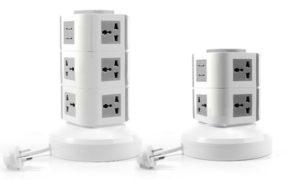 Multi-Socket Power Strip With USB