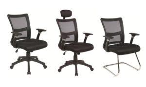 Multifunction Mesh Chairs