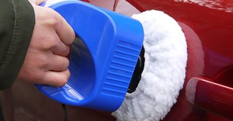 Portable Car Waxing Machine