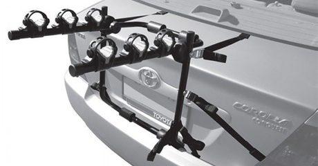 Rear Rack Bike Carrier 3 Bikes