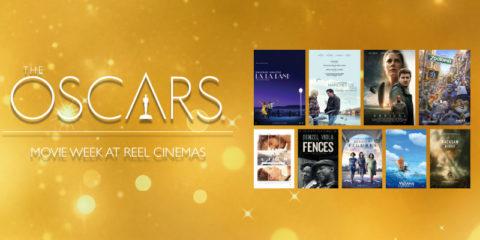 Reel Cinemas Oscars Movie Week