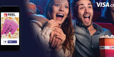Reel Cinemas Two Tickets
