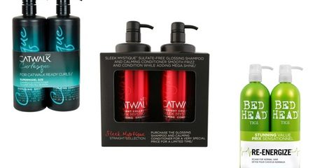 Shampoo and Conditioner Bundle