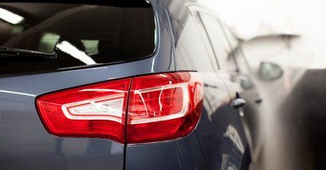 Showroom Car Detailing Package
