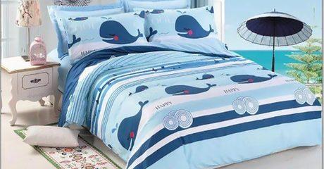Six-Piece Bedding Set