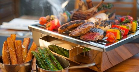 Sofitel the Palm Three-Course BBQ Dinner with Drinks