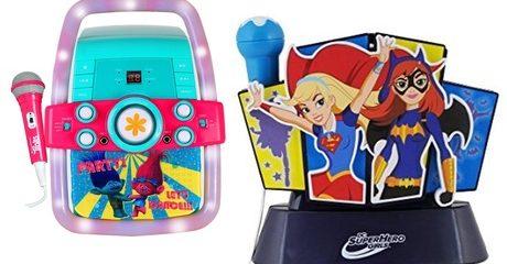 Superhero Girls/Trolls Karaoke