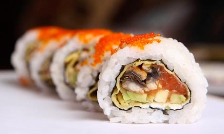 Sushi & Sashimi Buffets at Al Bustan