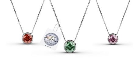 Swarovski® Elements 7-day Necklace