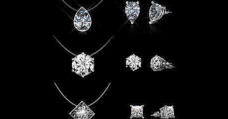 Swarovski Elements Collier Sets