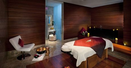 Talise Spa Treatments with Pool / Beach at Jumeirah Etihad Towers