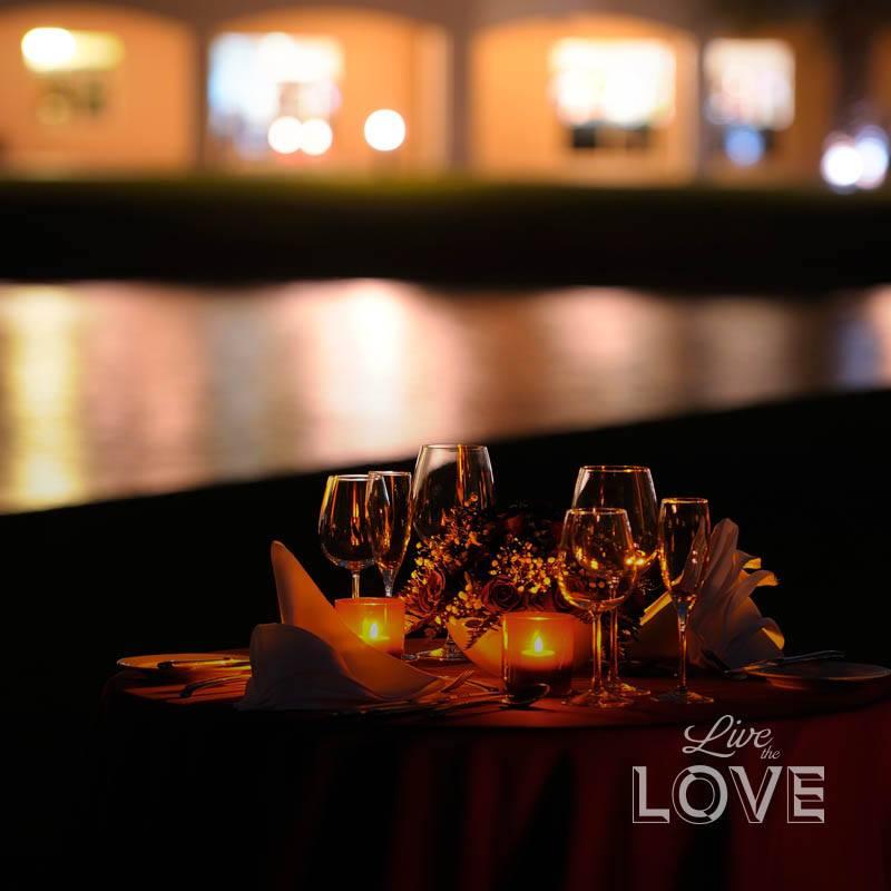 Montgomerie Dubai Private Valentine's Dinner Offer
